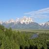 Snake River Overlook, Grand Teton Ntl Pk, Wyoming