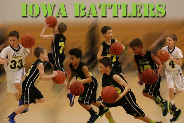 Iowa Battlers 2014-2015