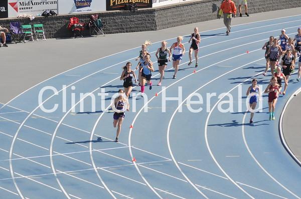 Iowa Class 2A track state meet Thursday 5-21-15