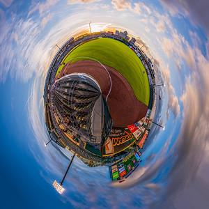 Iowa Cubs Stadium