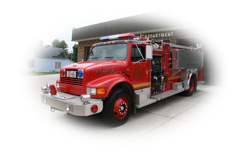 Iowa Fire Departments