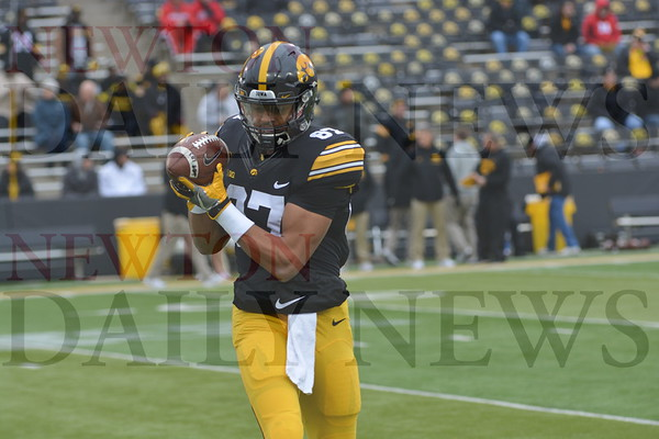 Iowa Football vs. Nebraska 11-25