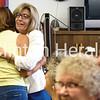 Rachael Keating/Clinton Herald<br /> <br /> Carol McGuire Clinton resident