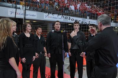 2009 Anthem Singers