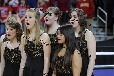 2010 Anthem Singers