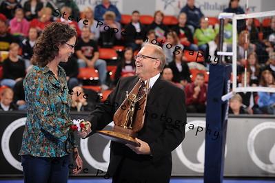 2010 VB Hall Fame Coach Year