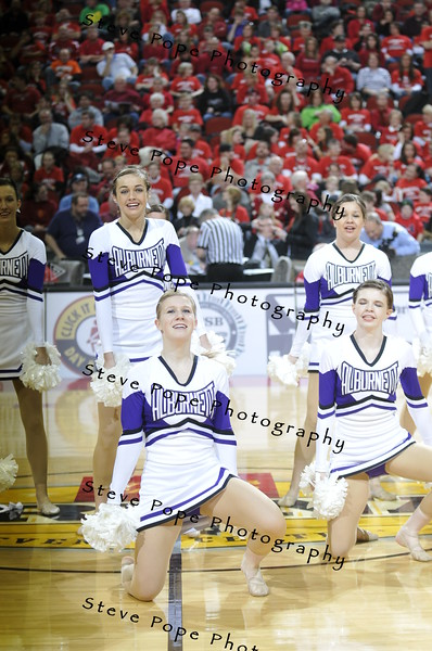 2011 Basketball Halftime Dance