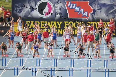 2012 100 Hurdles