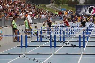 2012 Track 2A 100 Hurdles