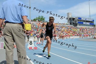 2012 Track 3A 400 Hurdles