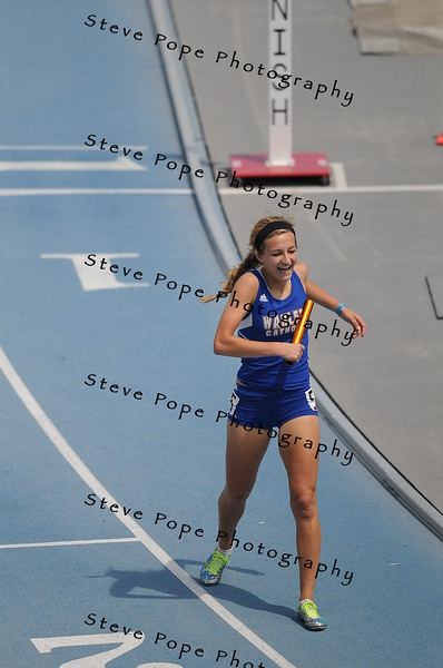 2012 Track 3A 4x800