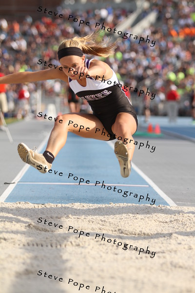 2012 Track 4A Long Jump