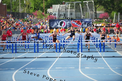 2013 3A 100 Hurdles