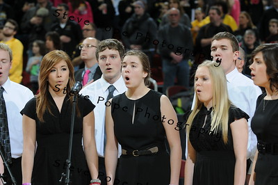 2013 Anthem Singers