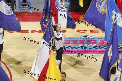 Flag Extravaganza Pre-Game