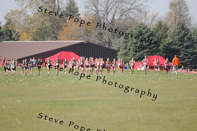 2008 2A Cross Country Action
