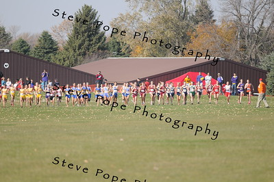 2008 3A Cross Country Action