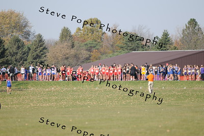 2008 4A Cross Country Action