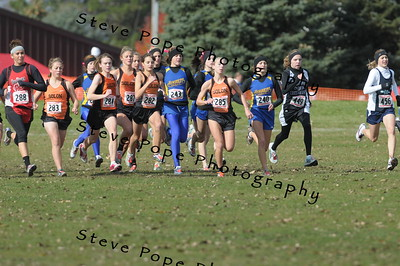 2009 2A Cross Country Action