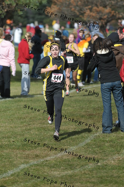 2009 3A Cross Country Action