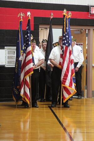 Iowa-Grant School District Veterans Day Program 11-09-2017