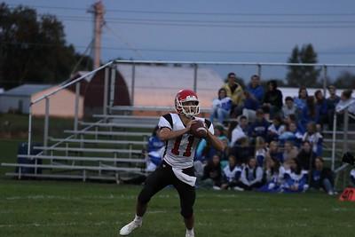 Iowa-Grant @ Southwestern Football 9-7-18
