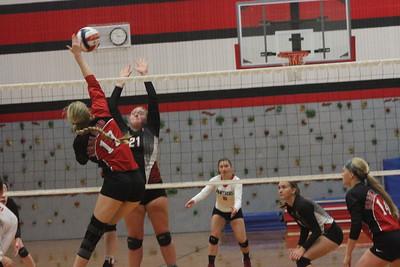 Iowa-Grant Volleyball Tournament 9-16-17