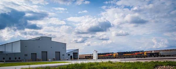 Dennis H. Miller Locomotive Maintenance Works