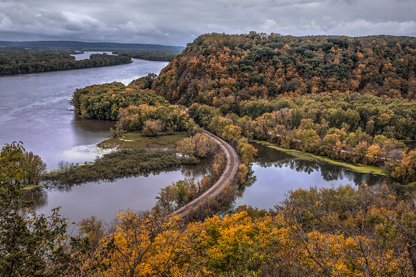 Effigy Mounds, Allamakee County  - ne iowa