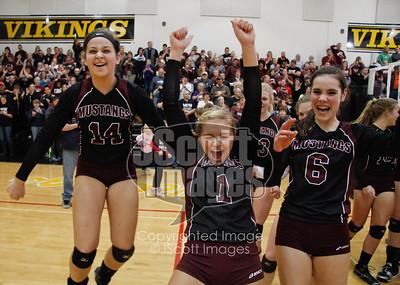 Volleyball - Girls - Iowa High School