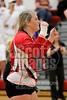 Waterloo Christian at Riceville Varsity Volleyball action sports photo (741)