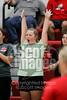 Waterloo Christian at Riceville Varsity Volleyball action sports photo (739)