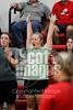 Waterloo Christian at Riceville Varsity Volleyball action sports photo (740)