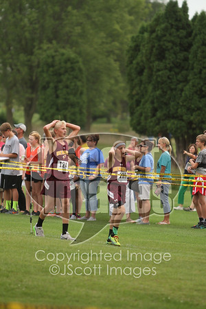 2016-08-30 Oelwein Cross Country Meet