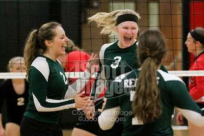 Iowa High School Volleyball