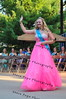 Cass County Fair Queen Alyssa Dean, 18, of Griswold, participates in the 2015 Iowa State Fair Queen Coronation Ceremony on Aug. 15. (Iowa State Fair/ Steve Pope Photography)