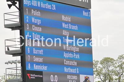 Iowa track state meet (5-20-16)