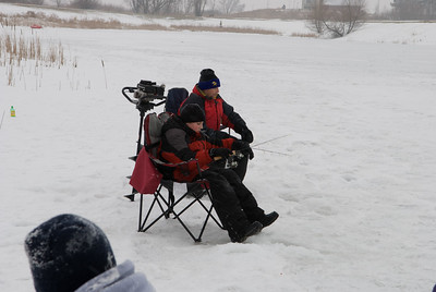 2008 Ice Fishing North Prarie Lake