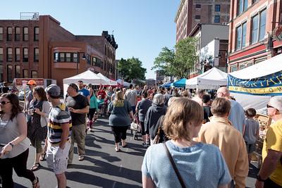 2017 Des Moines Farmers Market