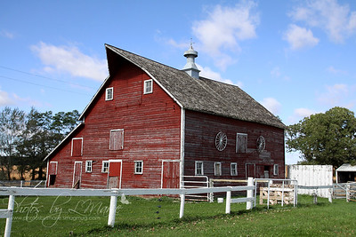 Barns of Iowa