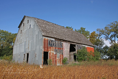 Barns of Iowa