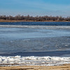 2017-12-10 Sand to frozen foam to ice to open water at TTRA's Sand Lake