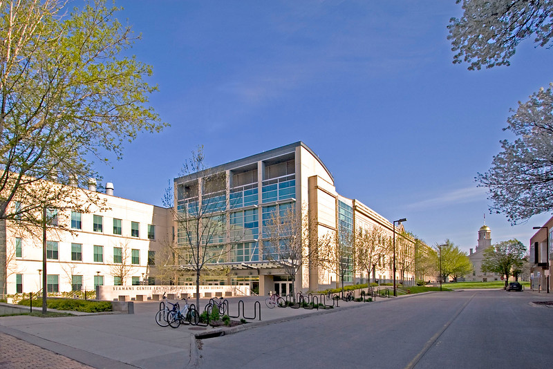 U of I Seamans Center