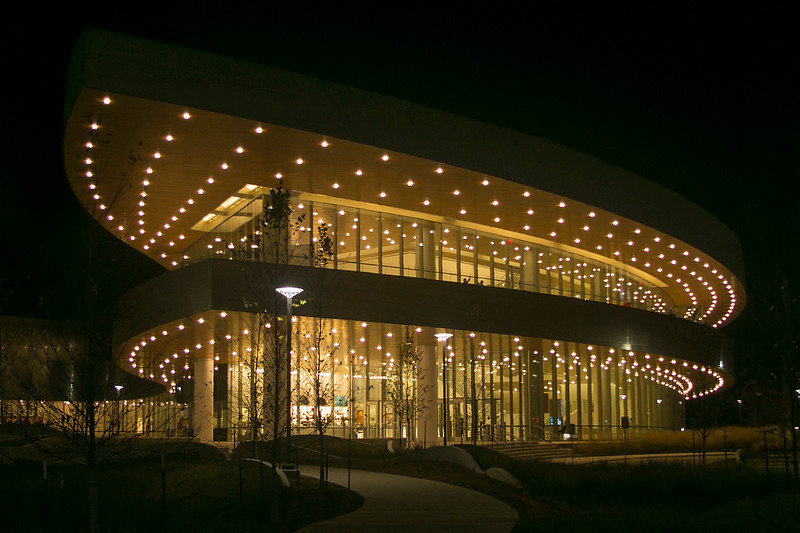 U of I Hancher Auditorium