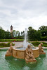 Fountain of the Four Seasons at Iowa State University. Ames, IA<br /> <br /> IA-100607-0022