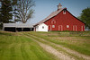 One of the many barns outside Gilbert along Washignton Carver Ave. Gilbert, IA<br /> <br /> IA-120504-0054