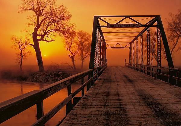 Nelson's Bridge Anthon, Iowa