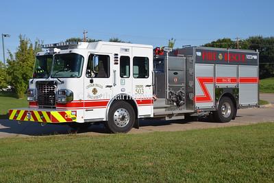 Cedar Falls Fire Department