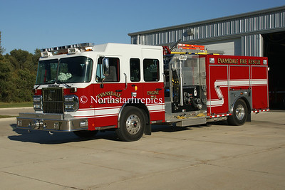 Evansdale Fire Department
