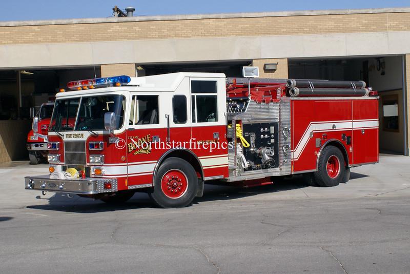 Boone E-1<br /> 1995 Pierce Saber 1250/1000